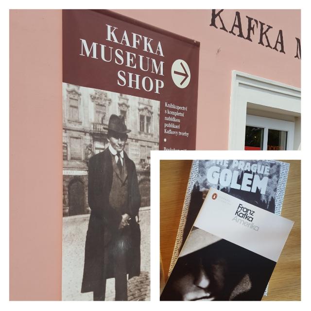 Franz Kafka-museet iPrag