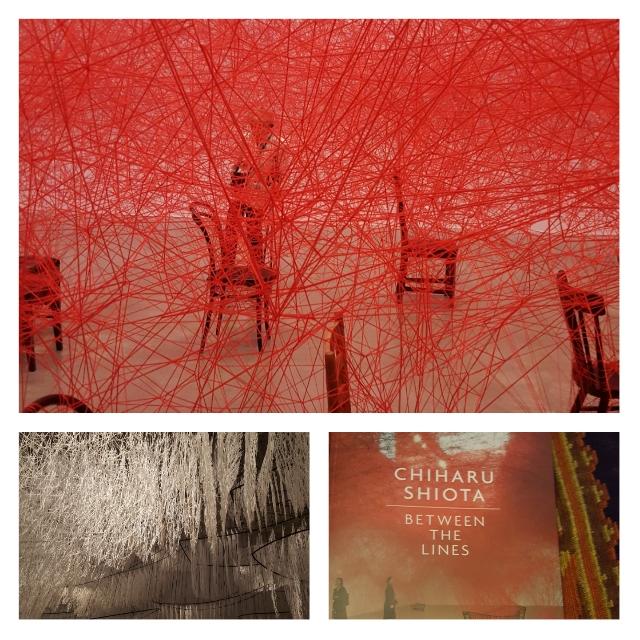Chiharu Shiota: TheDistance