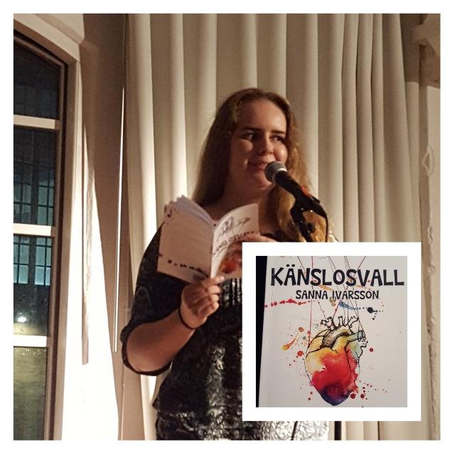 Sanna Ivarsson: Känslosvall