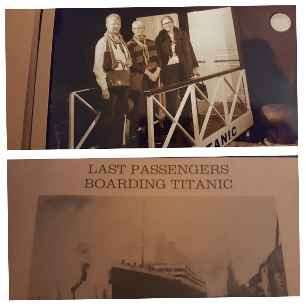 Titanic The Exhibition