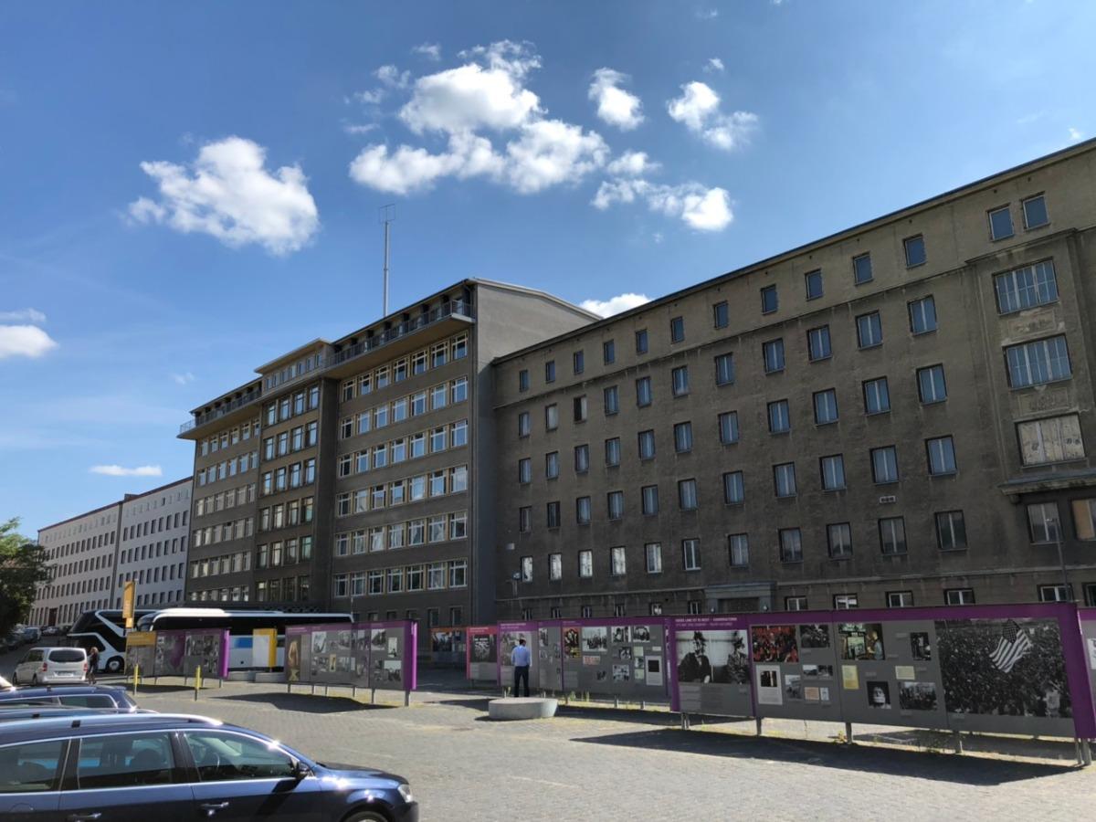 Tågsemester dag 2: Berlin dag1