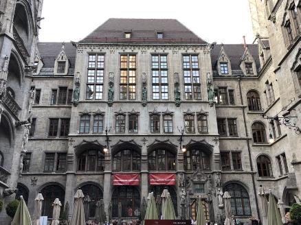 Tågsemester dag 6-7:Wien/München