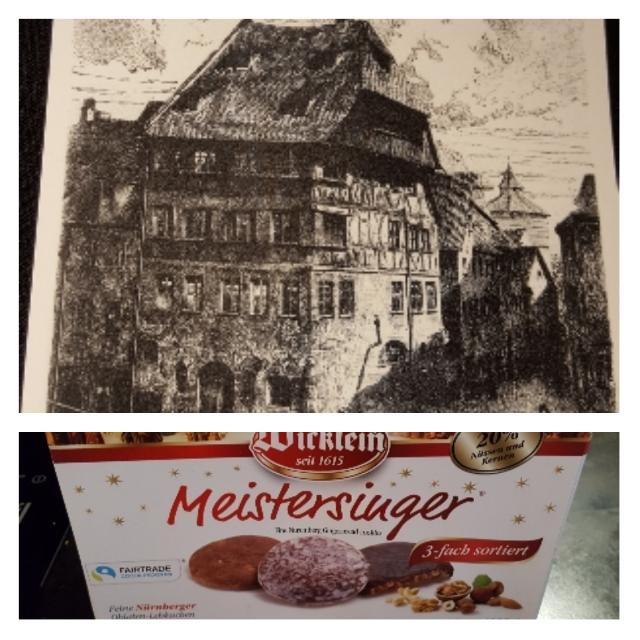 Tågsemester dag 8-9:Nürnberg-Köln
