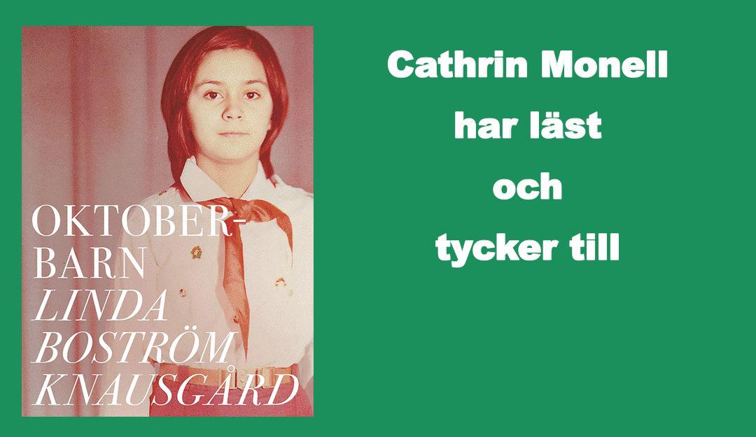 Oktoberbarn av Linda BoströmKnausgård