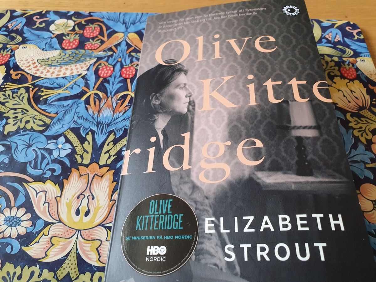 Boktips: Olive Kitteridge